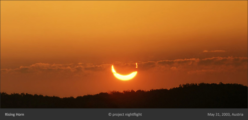 solar eclipse 2003 by project nightflight
