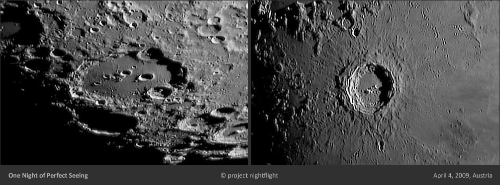 crater clavius copernicus with etx-90 by project nightflight