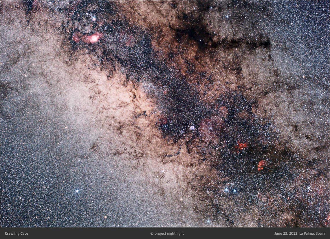 GSSC Great Sagittarius Star Cloud Milky Way Center by project nightflight
